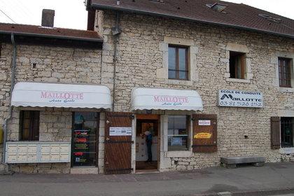 Accueil de l'auto-école à Besançon
